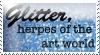 Glitter Stamp by SnowboardingTaco