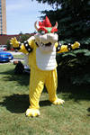 Bowser Cosplay