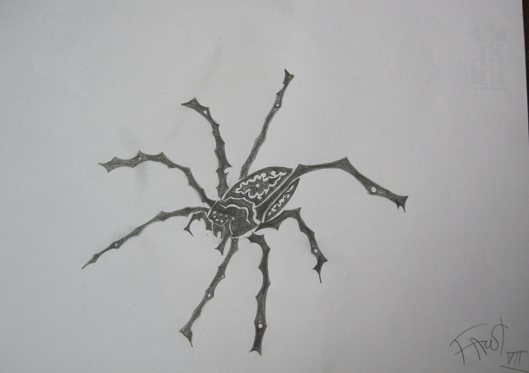 Another Spider Tribal by Tiberius170 on DeviantArt