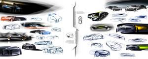 BMW Internship by husseindesign