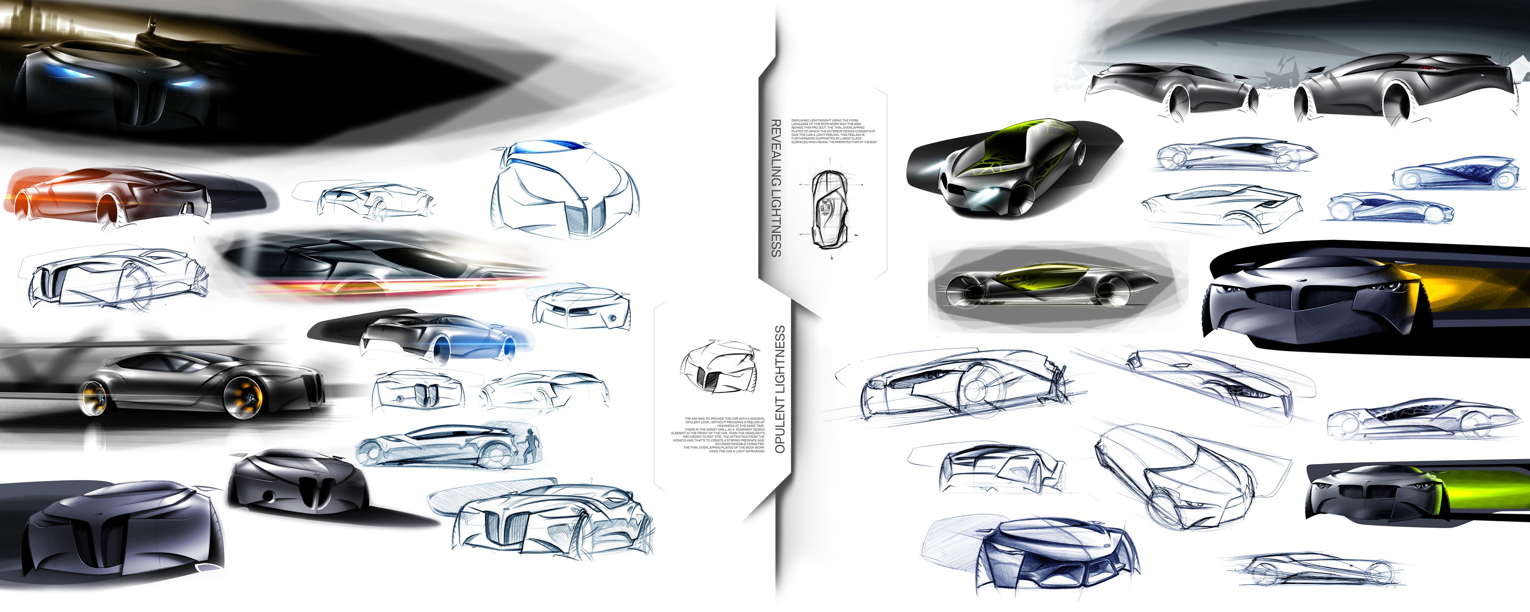 Re: BMW M1 Concept car 2008