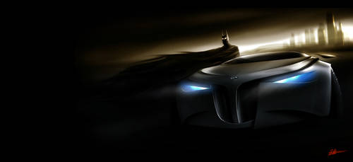 BatBeemer by husseindesign
