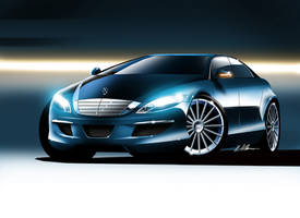 Mercedes-Benz S-Class by husseindesign