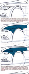 Painting a car digitally II by husseindesign