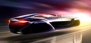 Flying Car by husseindesign