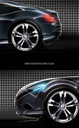 Mercedes AMG-Class
