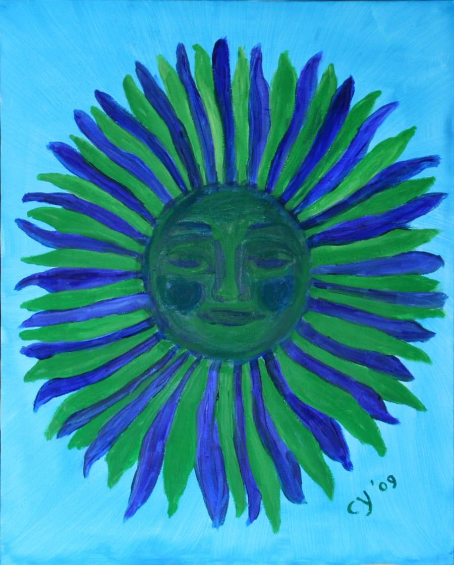 Sun Art by CarolynYM