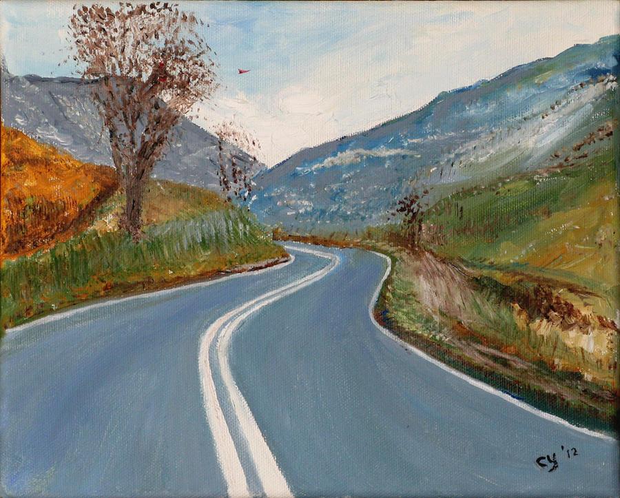 A Road by CarolynYM