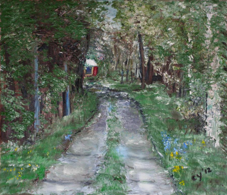 Path by CarolynYM