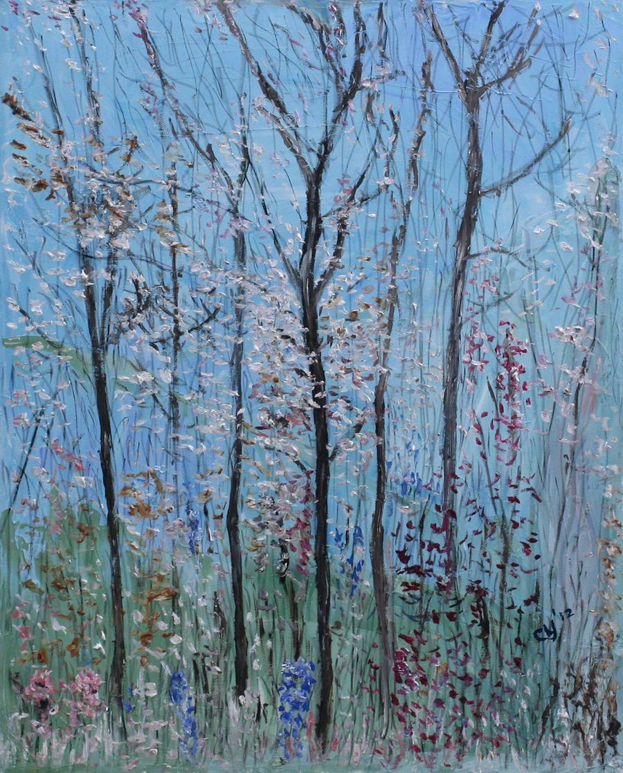 Woodland by CarolynYM