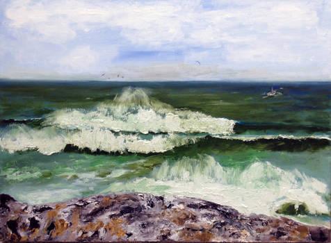 Teresa's Sea