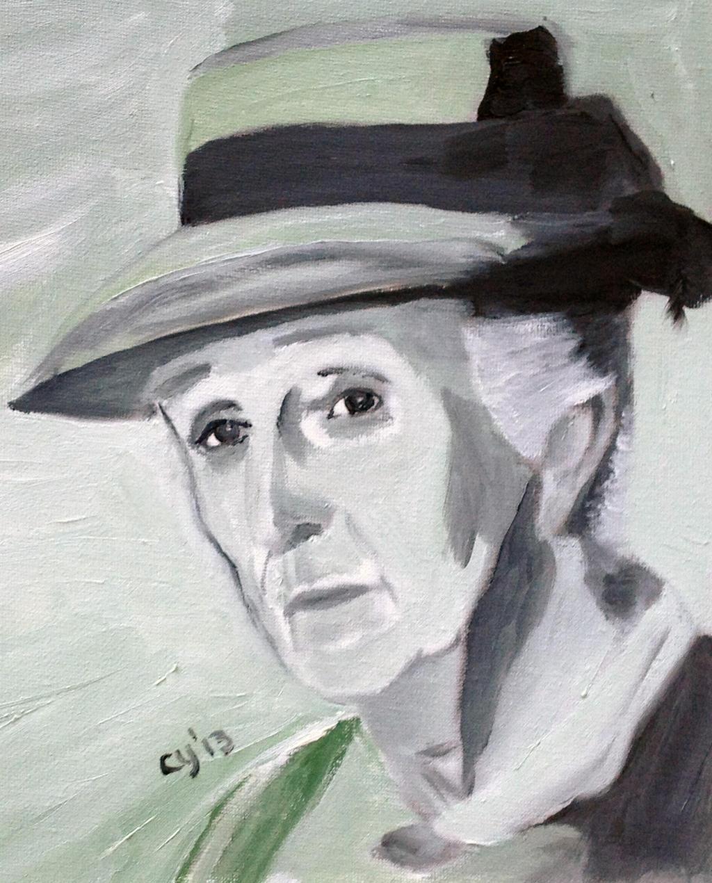 Miss Marple by CarolynYM