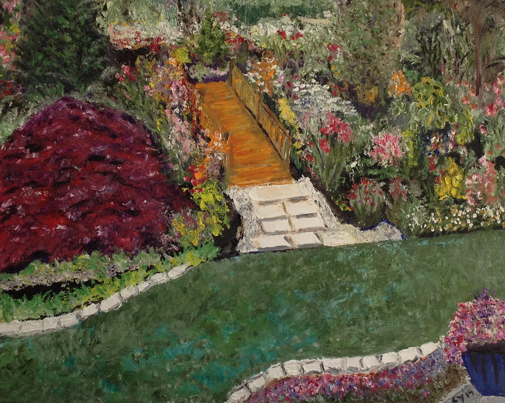 Tao's Garden by CarolynYM