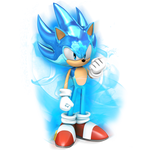 Super Sonic Blue