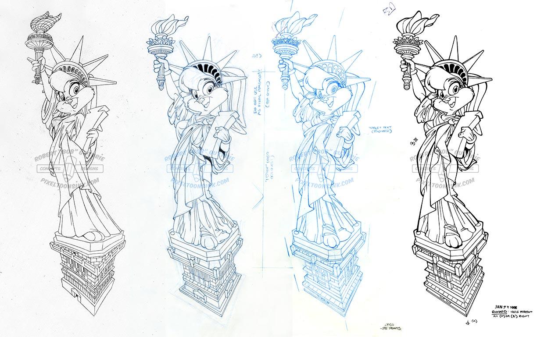 Lady Lola Liberty.
