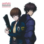Psycho-Pass PNG