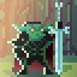 Naskortan - goblin (pixel)