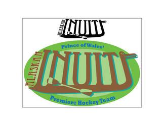 Alaskan Inuits Sports Logo