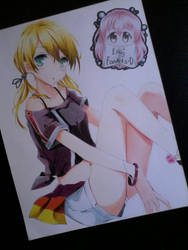 Print Eugen from Kantai Collection Kancolle