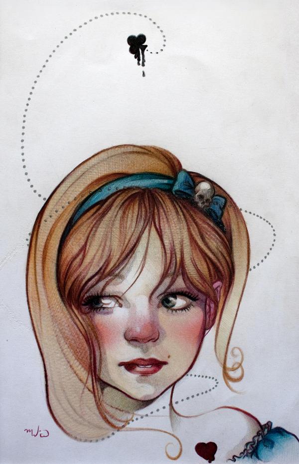 Alice by melissacampa