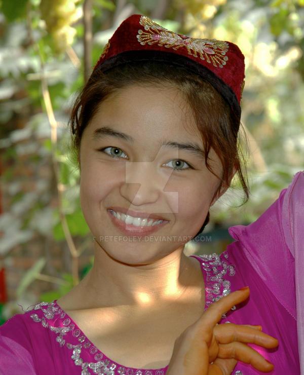 Uyghur Dancer by petefoley on DeviantArt