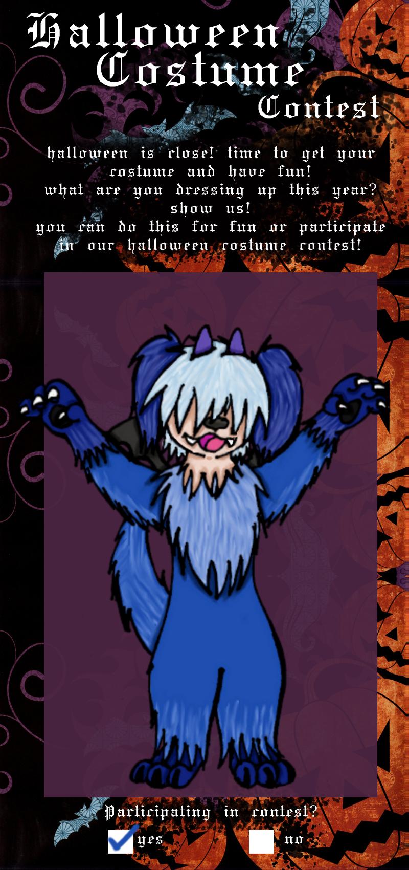 PP: Fluffy Monster Rollo by EdenHall