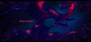 AUCTION ADOPT (CLOSED) Red Starfall