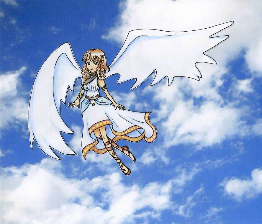 gallery for kid icarus uprising wallpaper