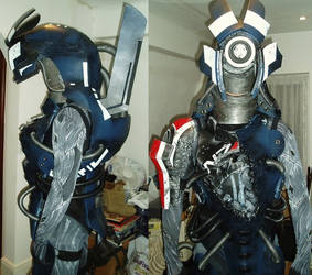 Legion Cosplay 9.1 WIP
