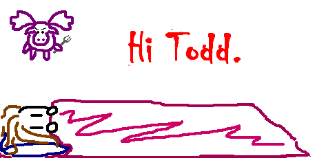 Hi Todd. by Esylie
