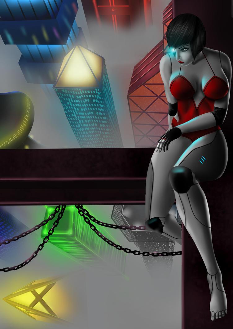 Robot by iz7
