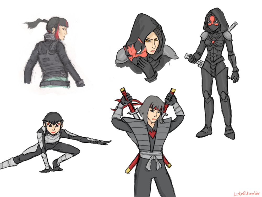 Karai Collage By GoreChick On DeviantArt