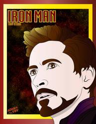 Iron Man by JuanFrancisco89