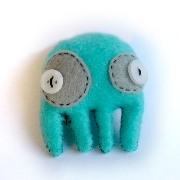 Squidgey by Hannakin