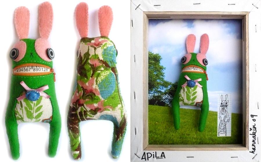 Apila by Hannakin