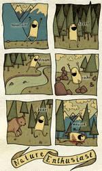 Nature Enthusiast by Hannakin