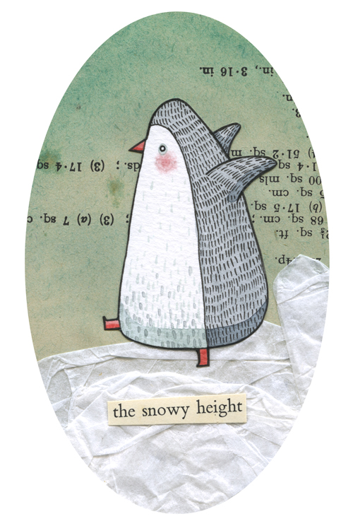The Snowy Height by Hannakin