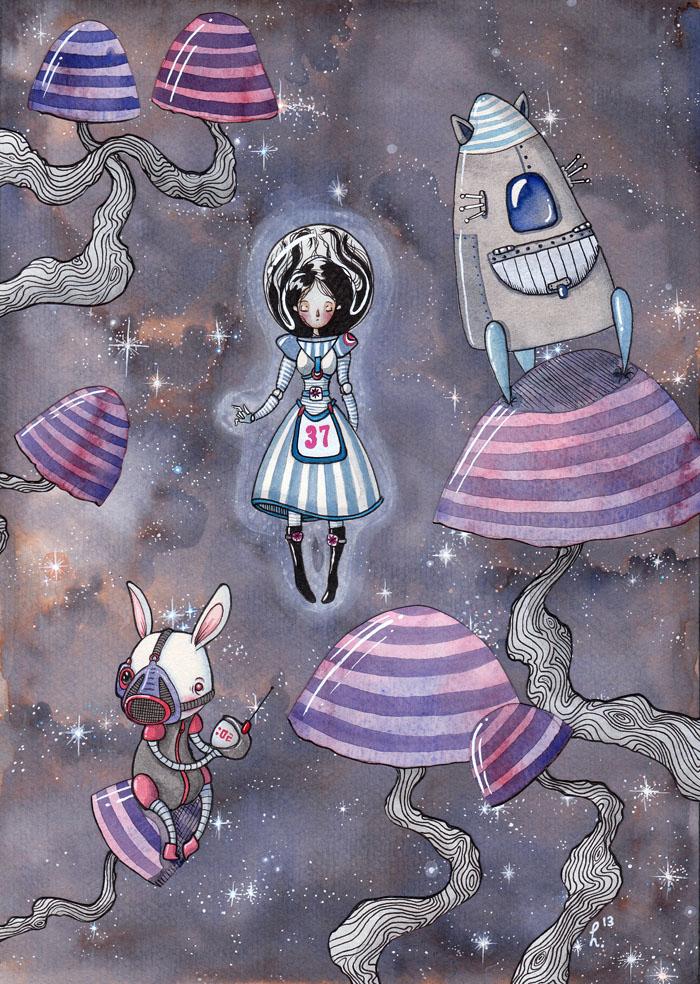 Space Wonderland