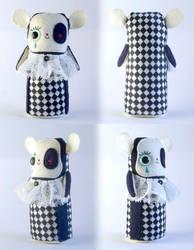 Pecorino - Art Doll by Hannakin