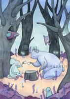 Stories 'til Dawn by Hannakin