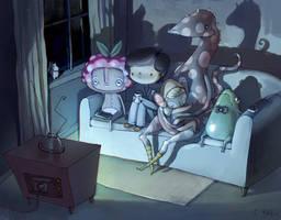 Late Night Re-Runs - Mr Jack COLLABORATION