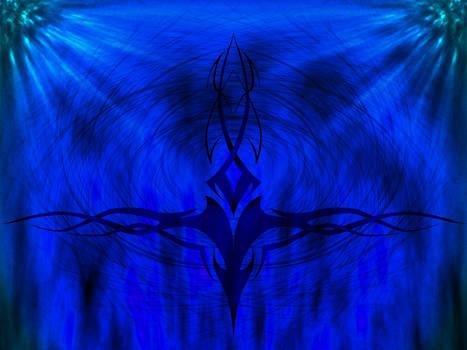 bluespiky