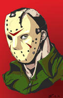 Jason Voorhees by TheBIG-O
