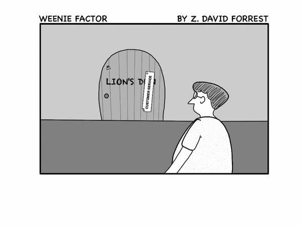 Weenie Factor #2 by ZDForrest