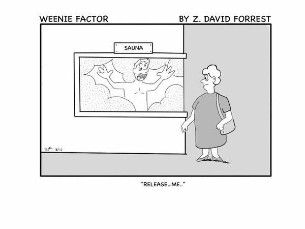Weenie Factor #4 by ZDForrest