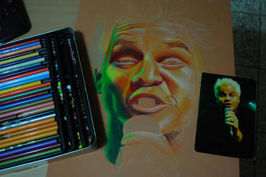 Prismacolor Wip by wla91