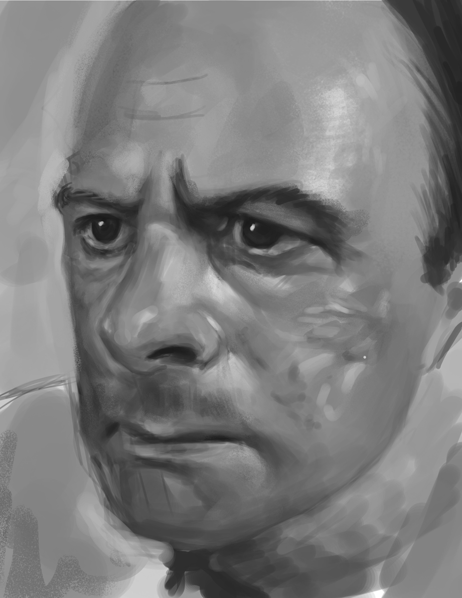 Value study by wla91