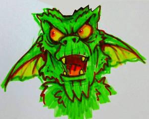 gremlin doodle