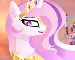 Aurora Celestia - Mlp Au by SugaryIceCreamMlp