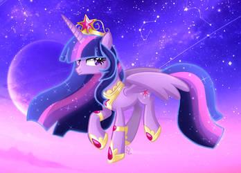 Twilight Sparkle - Mlp by SugaryIceCreamMlp
